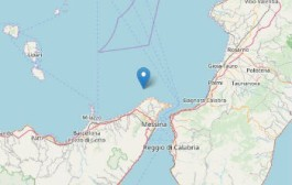 Terremoto ML 2.6 il 22-02-2018 ore 04:01 Costa Siciliana nord orientale (Messina)