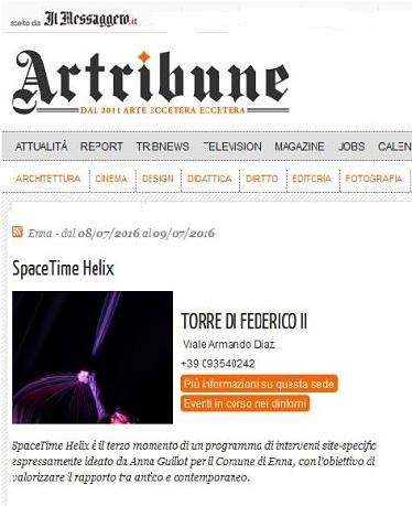 artribune helix1