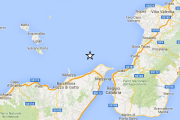 Terremoto ML 2.5 il 29-03-2020 ore 05:55 Costa Siciliana nord orientale (Messina)
