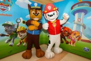 Messina: I Paw Patrol incontrano i loro piccoli fan