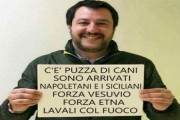 Salvini la Sicilia non ti vuole