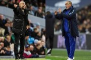 CALCIO: JUVE. MANCITY BLINDA GUARDIOLA, SARRI FAVORITO PER PANCHINA