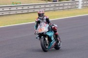 MOTOMONDIALE: GP CATALUNYA. POLE QUARTARARO, 4^ ROSSI DAVANTI A DOVI