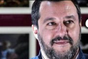 OPEN ARMS, SALVINI