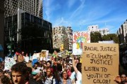 NEW YORK IN CORTEO PER IL CLIMA