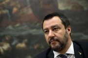 MIGRANTI, SALVINI
