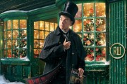 "ROBBIE WILLIAMS, DUETTI CON STEWART E ADAMS IN ""THE CHRISTMAS PRESENT"""