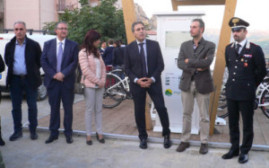 Gagliano Bike sharing 2015
