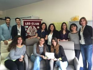leo club patti