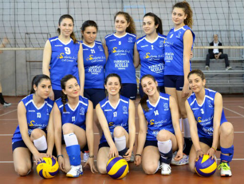 Meeting Volley Troina