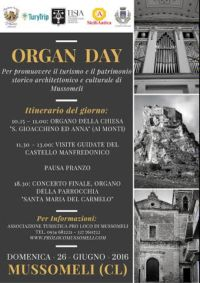 Organ Day_Mussomeli