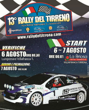 Rally del Tirreno 13