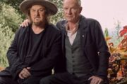 "Arriva ""September"", duetto di Sting & Zucchero"