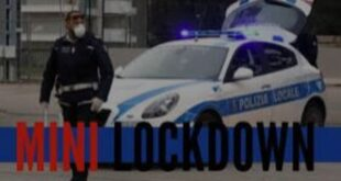Enna verso i mini lockdown?
